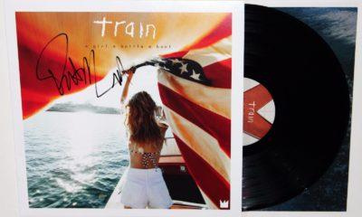 vinyl train