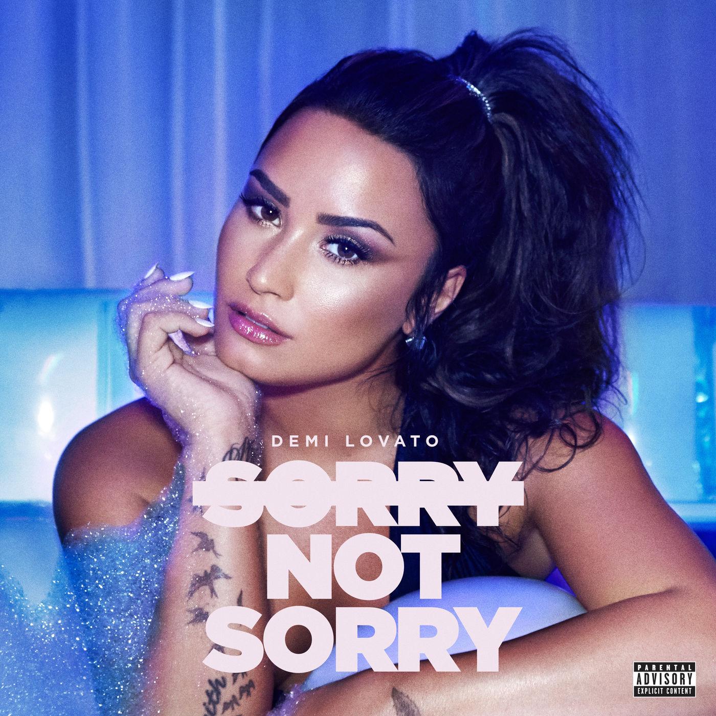 Demi Lovato Sorry Not Sorry