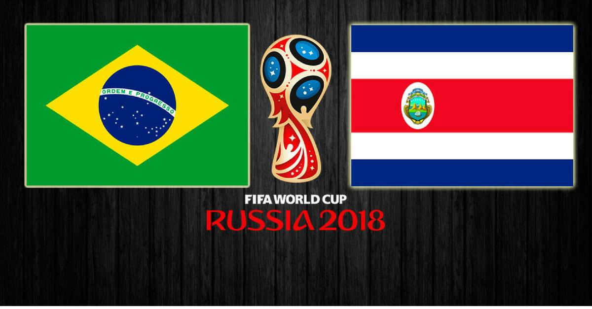 Brasil x CostaRica