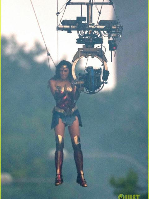 gal gadot stunts on wonder woman 1984 set 05