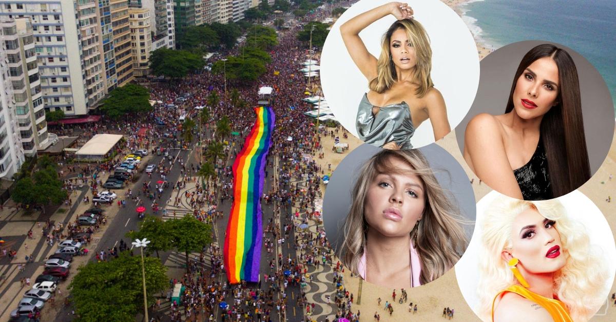 23ª Parada do Orgulho LGBTI Rio de Janeiro