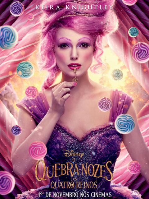 O Quebra Nozes e os Quatro Reinos Sugar Plum Fairy