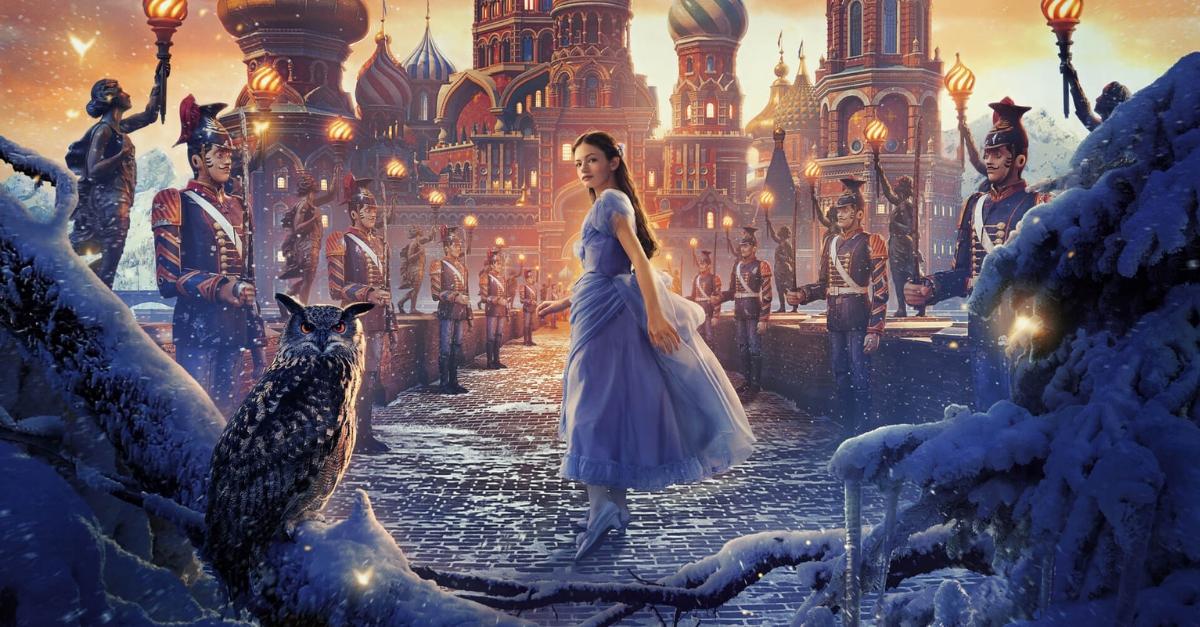 O Quebra Nozes e os Quatro Reinos personagens