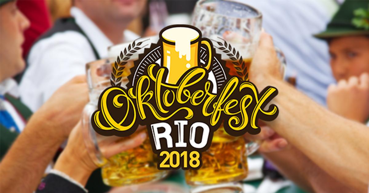 OKTOBERFEST RIO 2018