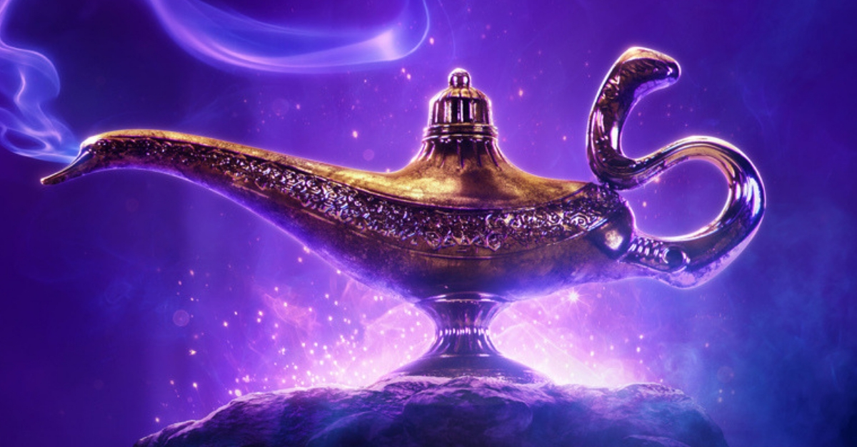 aladdin lâmpada mágica live action