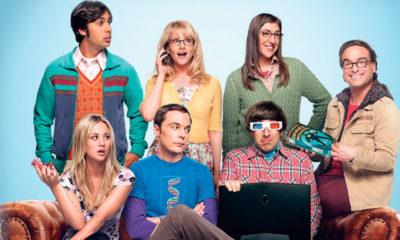 the big bang theory bate recorde em series de comedia