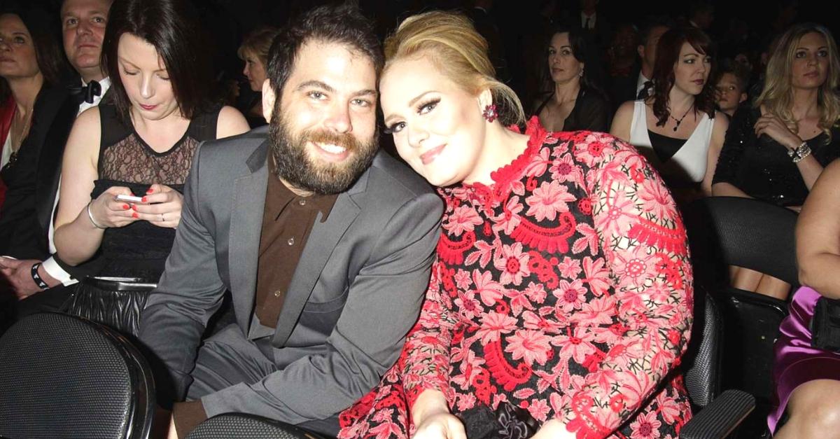 Adele se separa de Simon Konecki