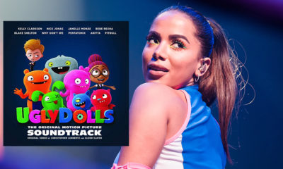 UglyDolls Original Motion Picture SoundtracK com Anitta