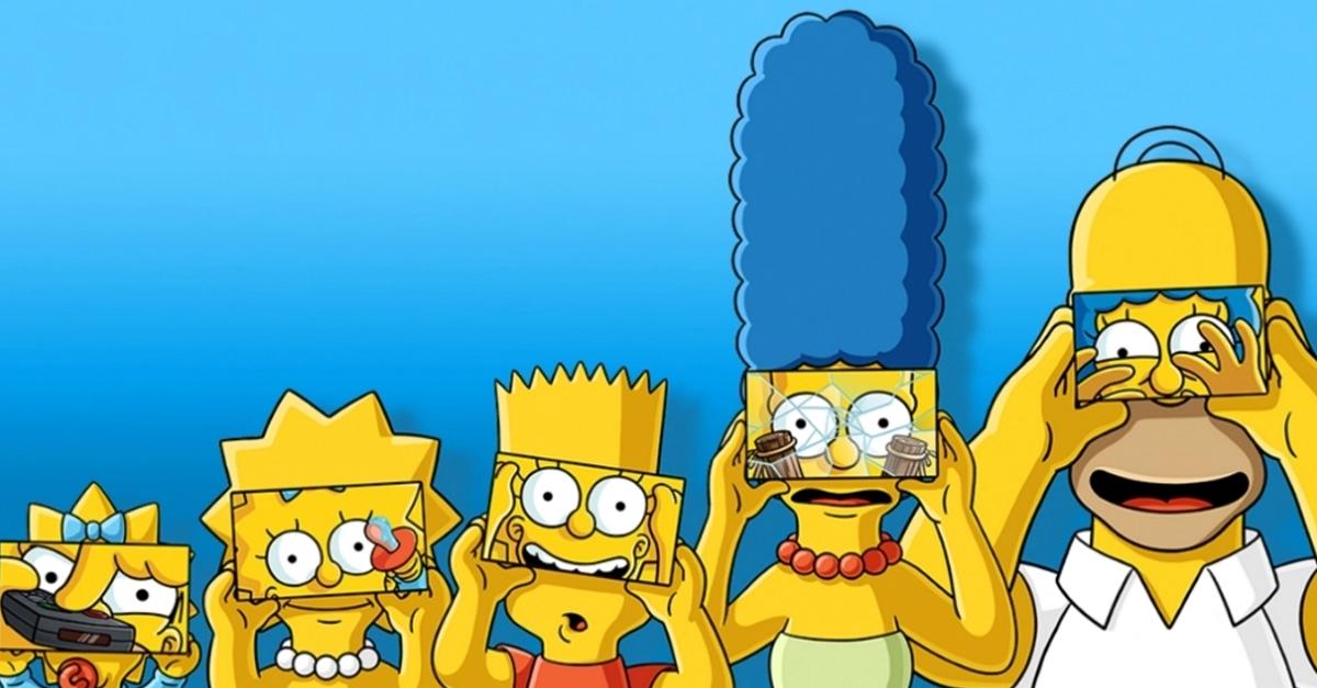 30ª temporada dos Simpsons estreia hoje na FOX com três episódios inéditos