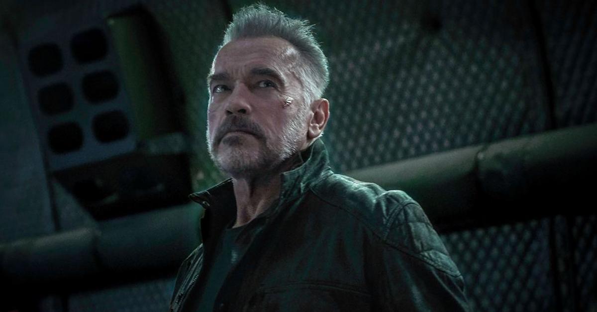 Arnold Schwarzenegger anuncia trailer do Exterminador do Futuro
