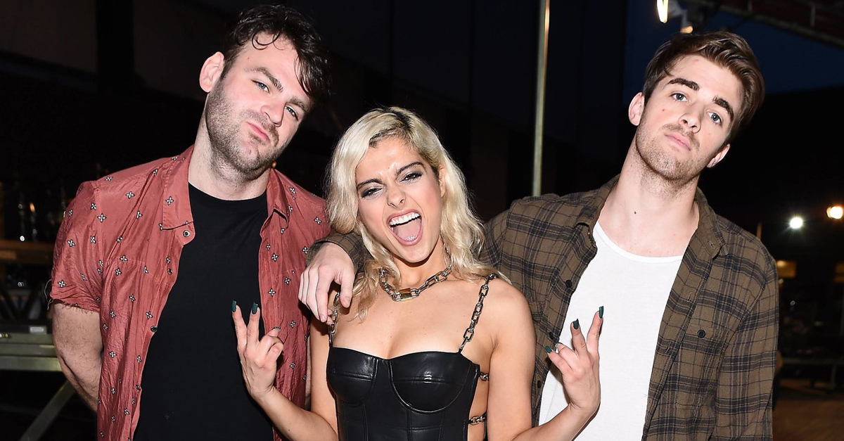 BEBE REXHA THE CHAINSMOKERS CALL YOU MINE