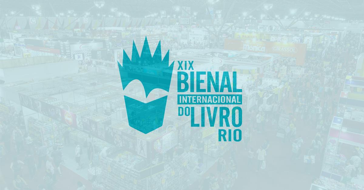 BIENAL DO LIVRO RIO 1