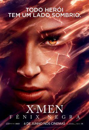 X Men Fenix Negra Divulgacao Fox Film 1