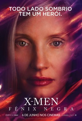 X Men Fenix Negra Divulgacao Fox Film 10