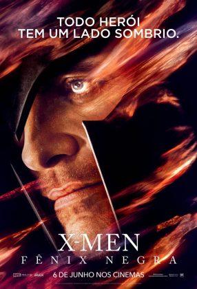 X Men Fenix Negra Divulgacao Fox Film 2