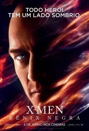 X Men Fenix Negra Divulgacao Fox Film 3