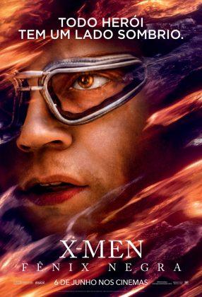 X Men Fenix Negra Divulgacao Fox Film 5