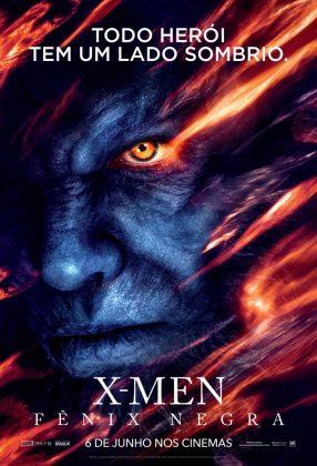 X Men Fenix Negra Divulgacao Fox Film 9