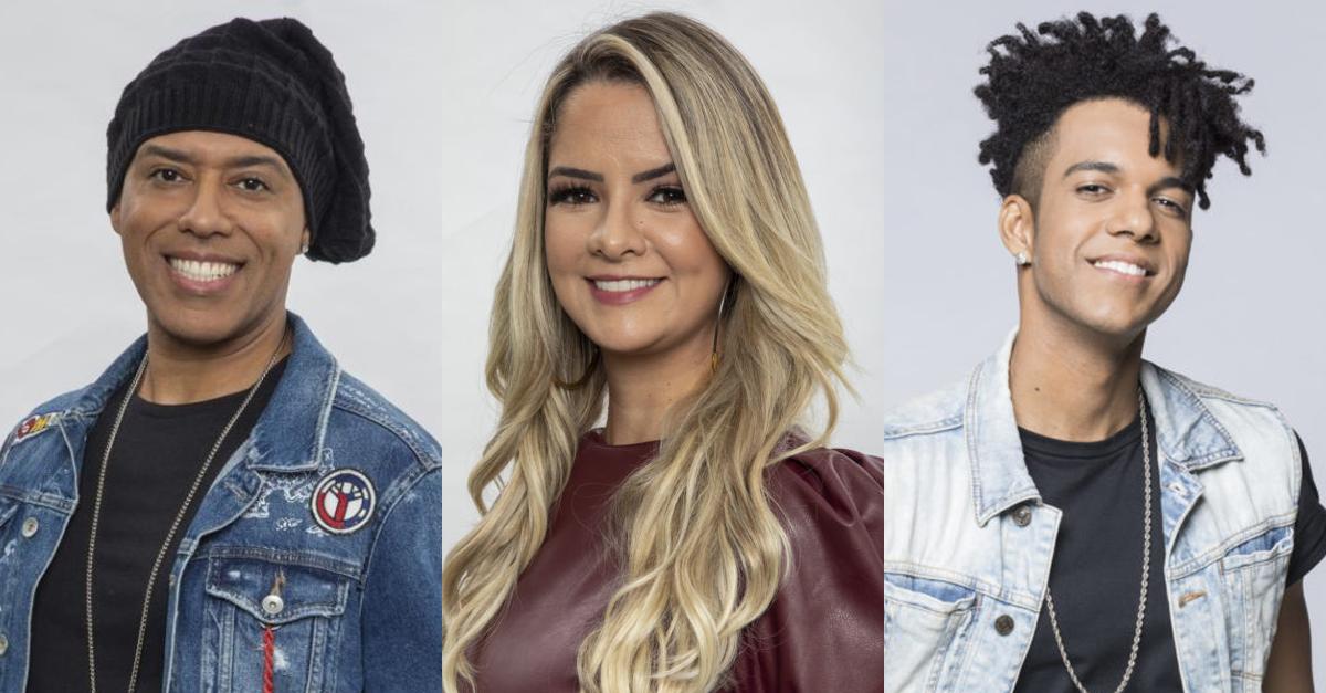 Dancing Brasil MC Koringa Maria Cecília e DBlack foram confirmados no reality da Record