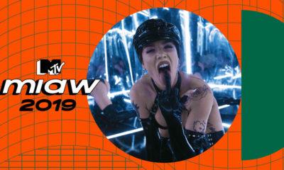 Halsey MTV Miaw