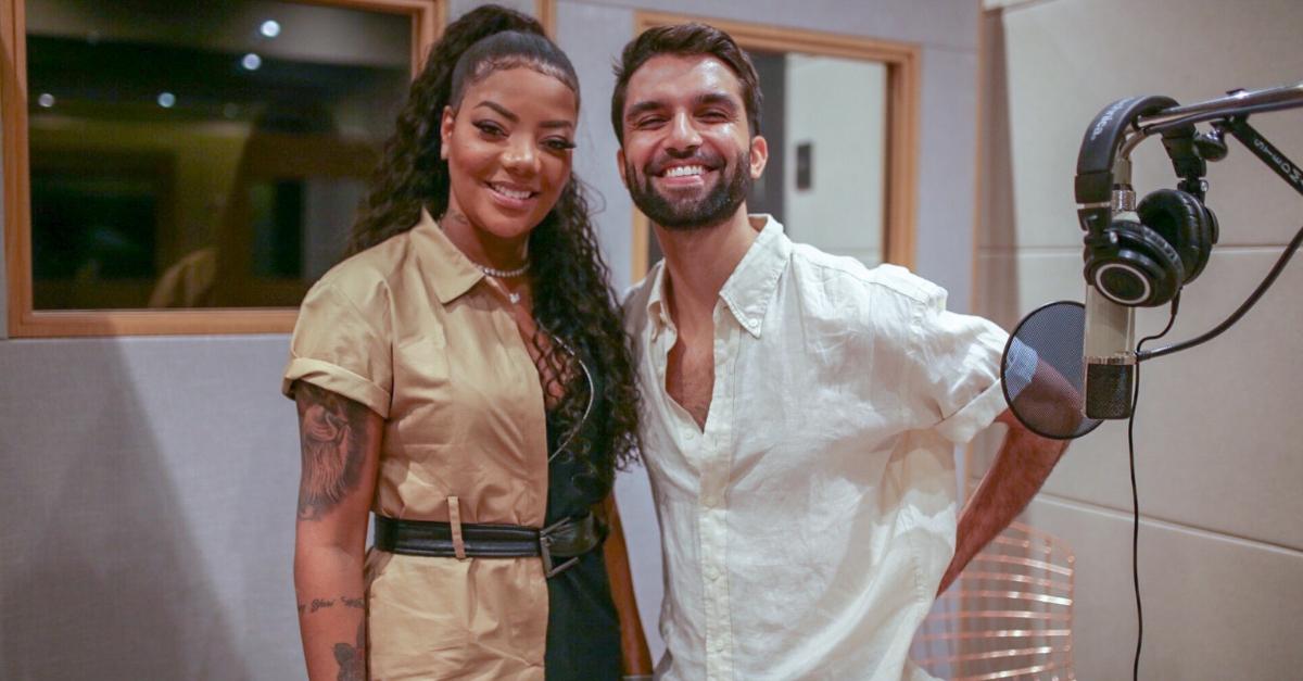 Ludmilla e Silva