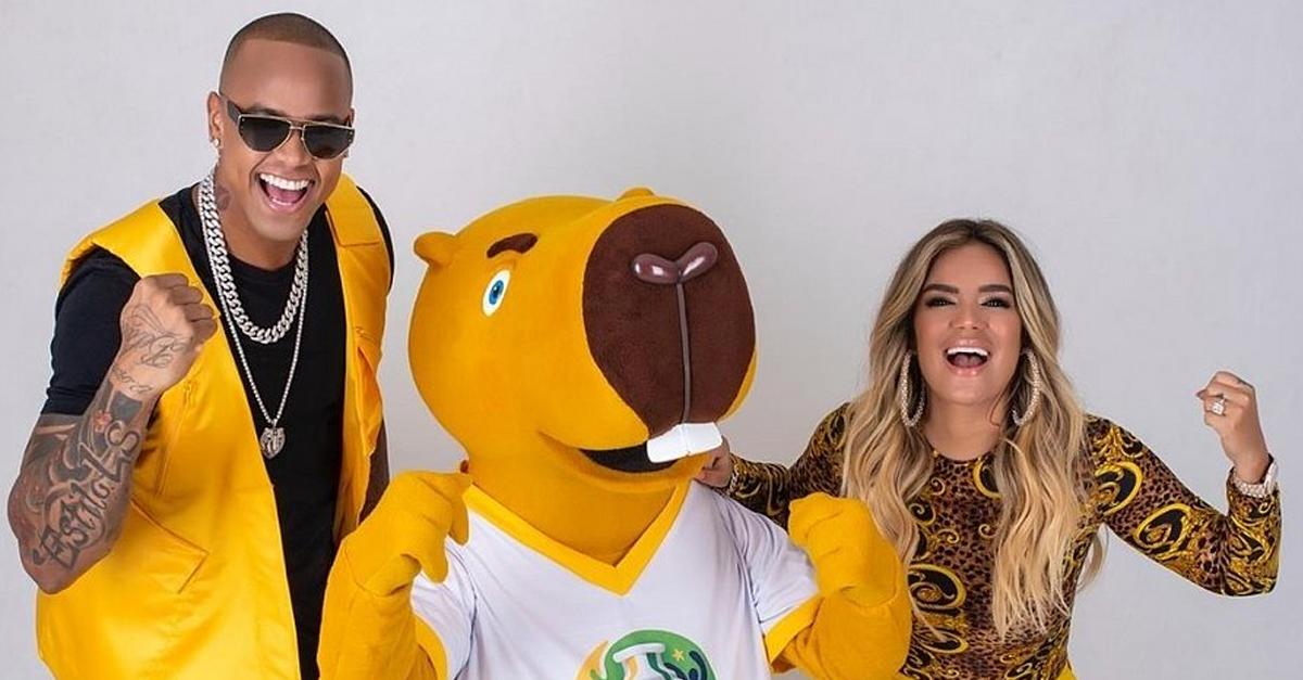 Vibra Continente é o single de Léo Santana e Karol G para Copa América 2019