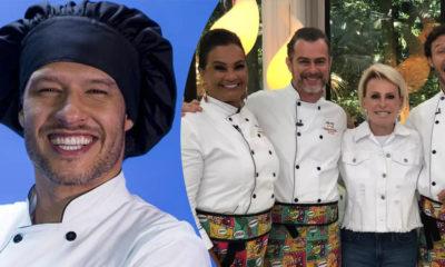 Em disputa contra Solange Couto e Francisco Vitti Nando Rodrigues vence o Super Chef Celebridades