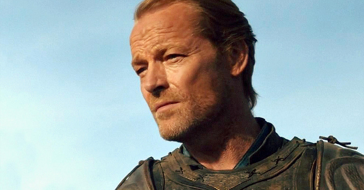 Iain Glen game of thrones