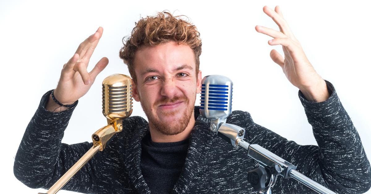João Côrtes é o novo repórter do PopStar Foto Paulo Belloti Tv Globo