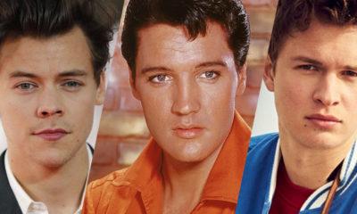 Papel de Elvis Presley em cinebiografia do cantor é disputado por Harry Styles e Ansel Elgort