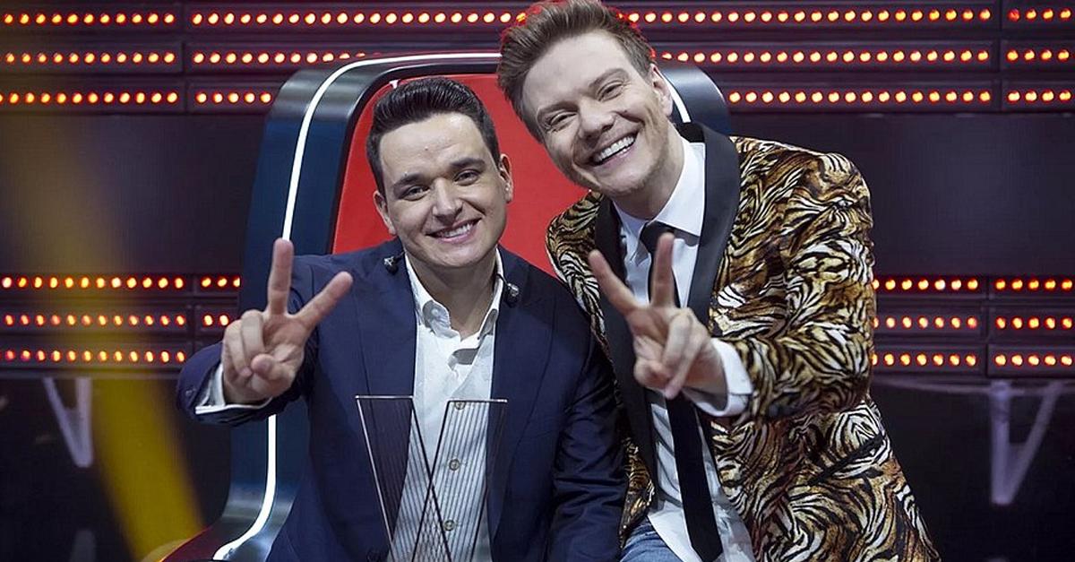 Perdido e Apaixonado Leo Pain vencedor do The Voice Brasil lança clipe com seu ex técnico Michel Teló