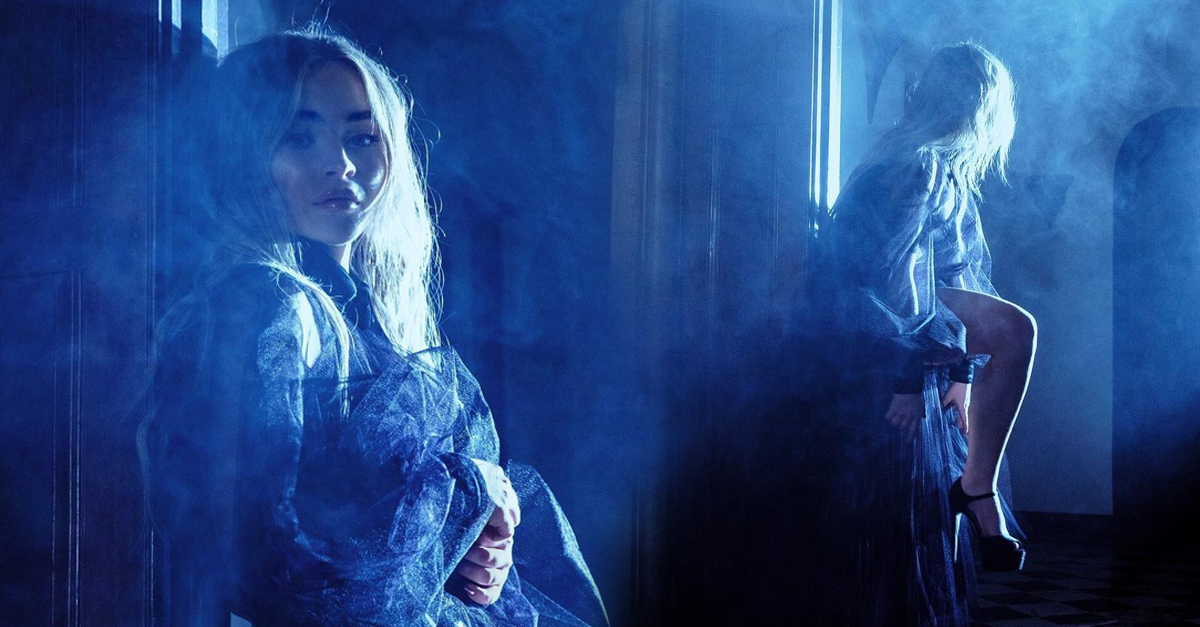 SABRINA CARPENTER SINGULAR ACT 2 ALBUM