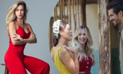 Bom Sucesso Apresentadora do canal Shoptime Raphaela Palumbo faz participação em novela da Rede Globo