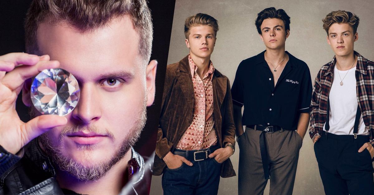 Bruno Martini lança single e lyric video de Somebody That You Loved em parceria com New Hope Club