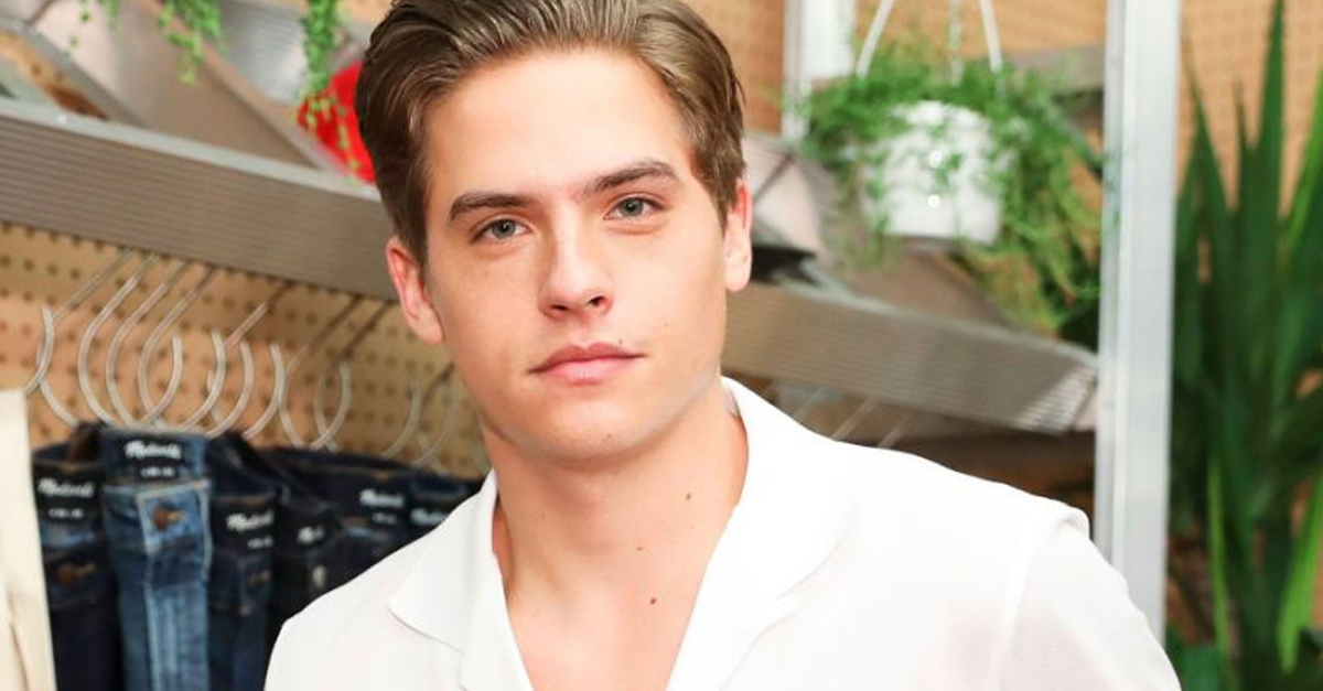 DYLAN SPROUSE AFTER