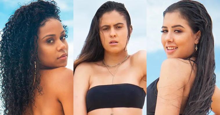 De Férias Com o Ex Celebs estreia em outubro com MC Rebecca Hana Khalil e Cinthia Cruz no elenco