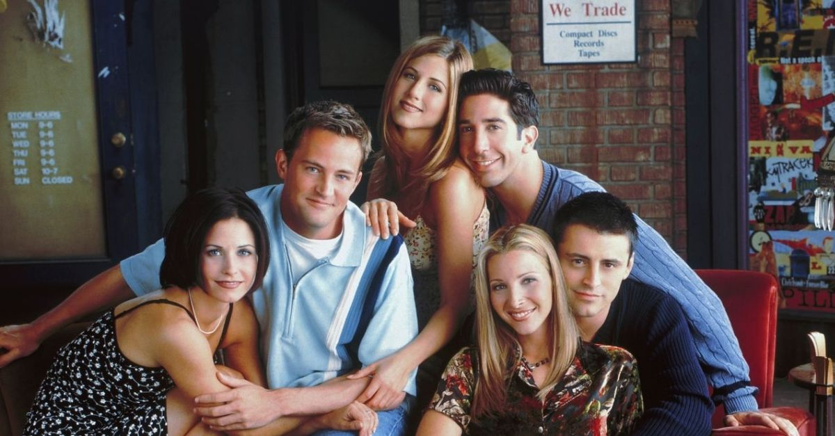 Friends Casa Warner