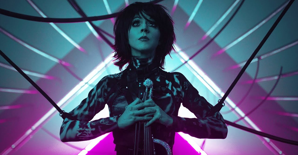 LINDSEY STIRLING ARTEMIS 1