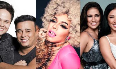Matheus Kauan Glória Groove e Simone e Simaria são as atrações do último Música Boa Ao Vivo de 2019