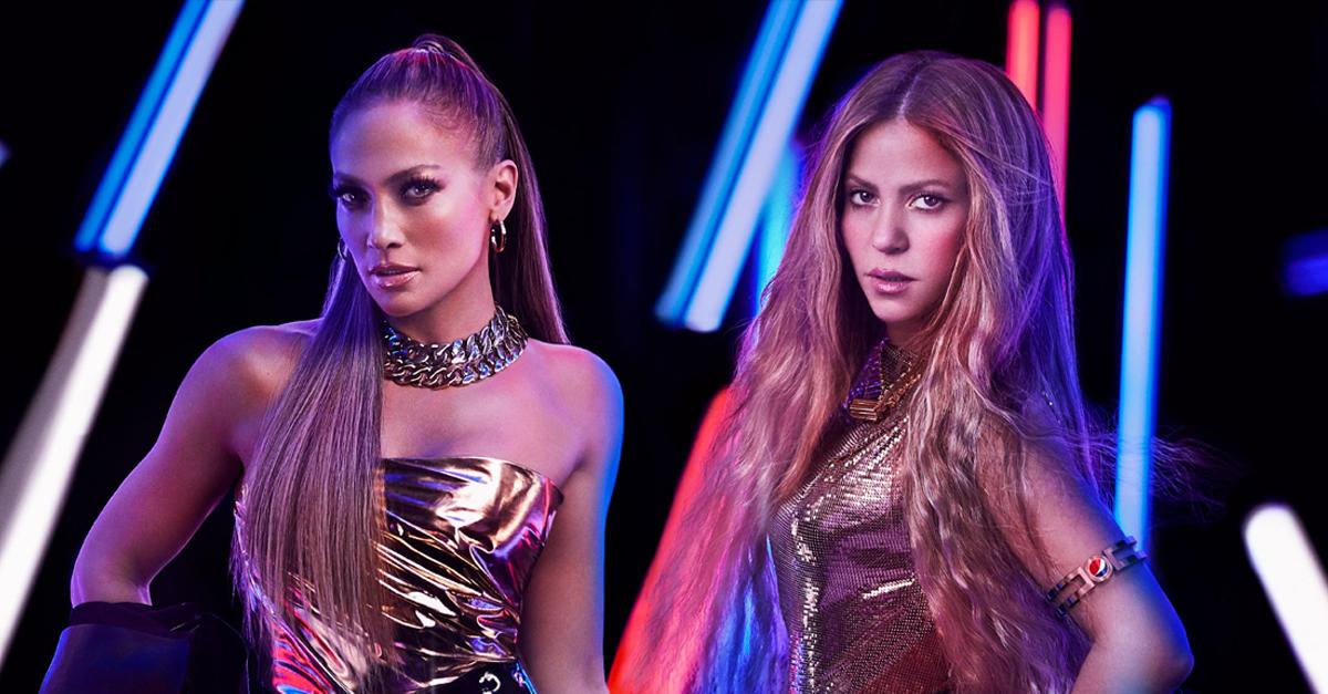 Jennifer Lopez e Shakira são confirmadas no Pepsi Super Bowl Show em 2020