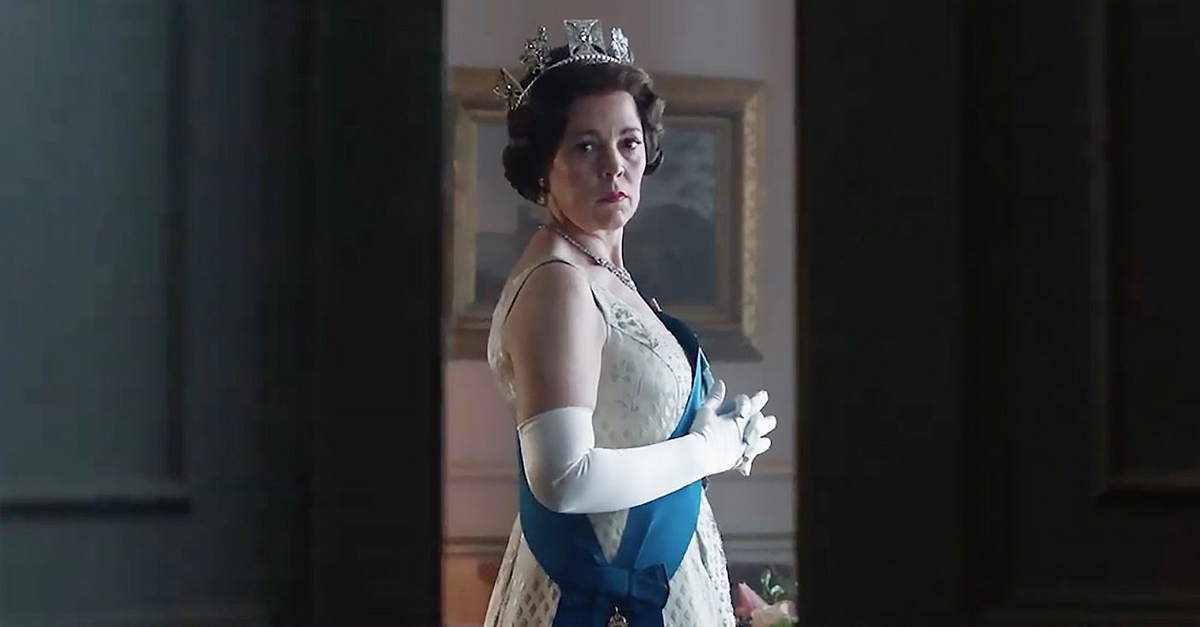 olivia colman the crown