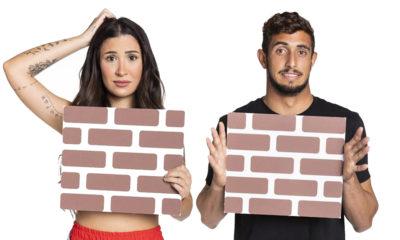 Bianca Andrade e Lucas Chumbo paredão