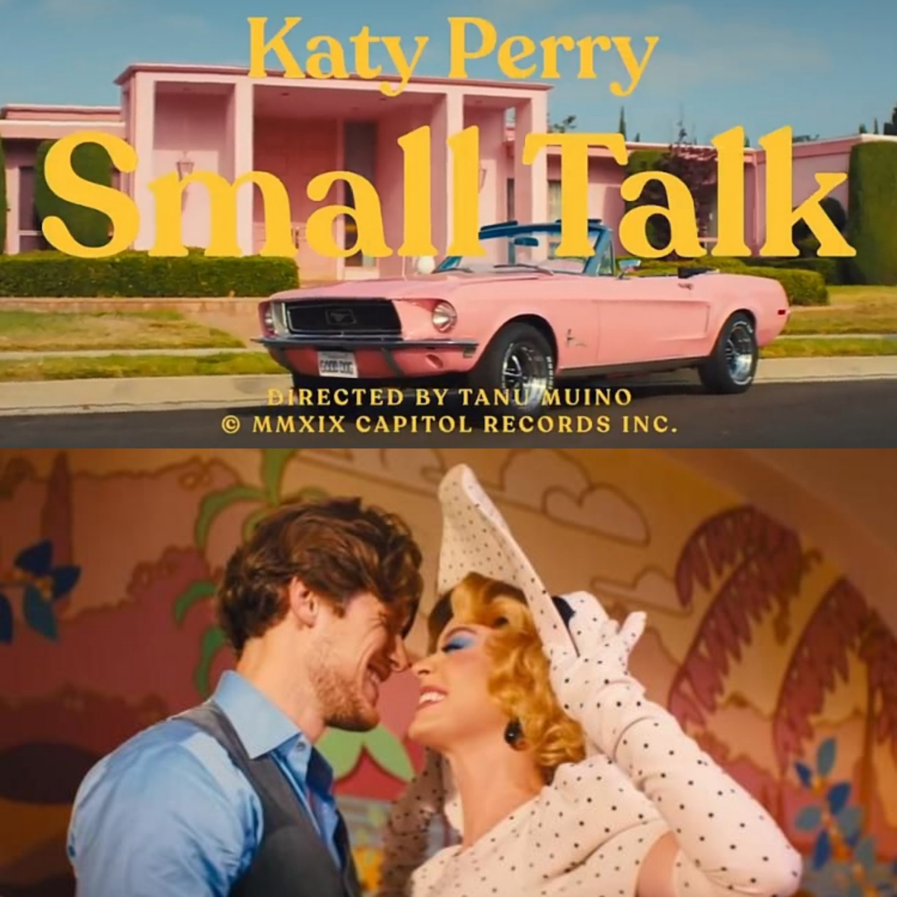 Small Talk Katy Perry