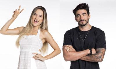Gabi e Guilherme líderes BBB 20