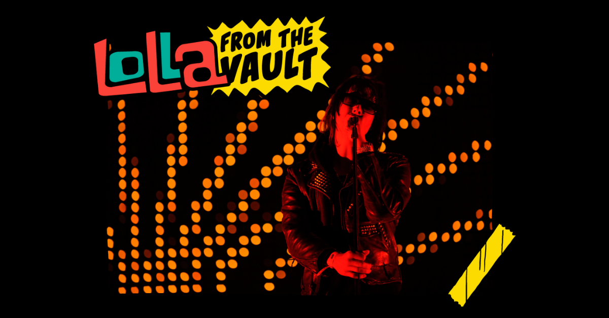 Lolla From The Vault