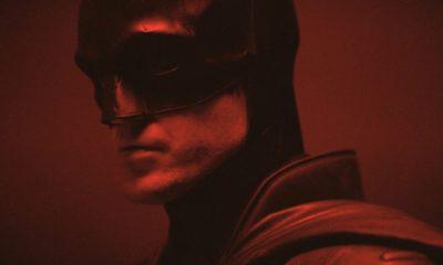 The Batman com Robert Pattinson