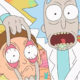 adult swim Rick e Morty