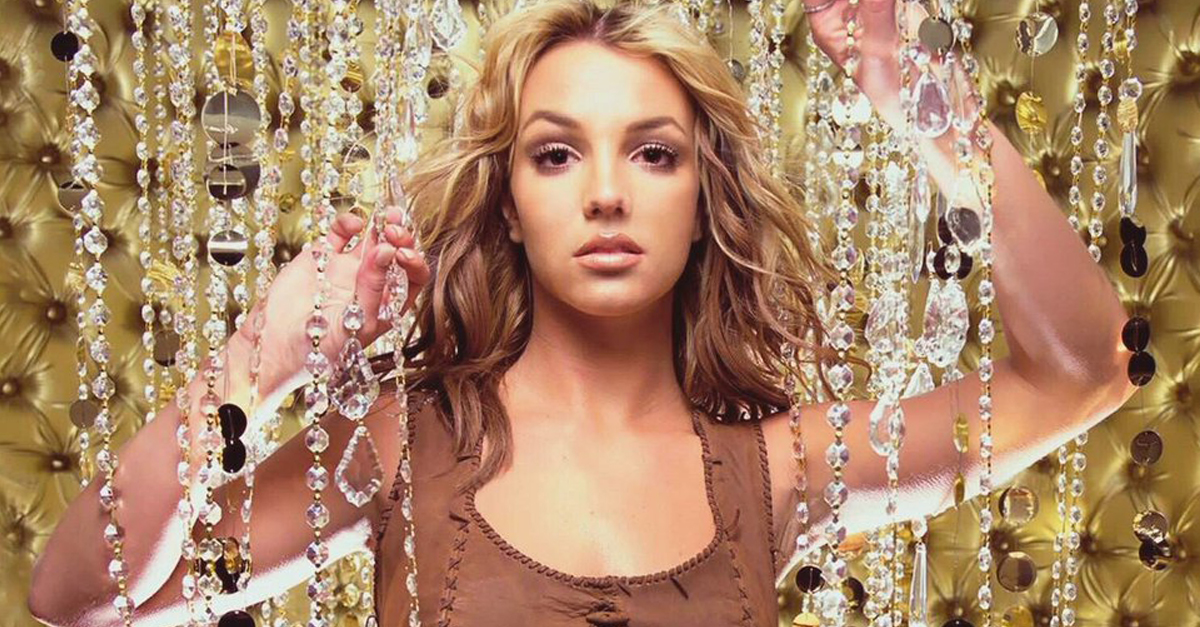 BRITNEY SPEARS OOPS ESPECIAL