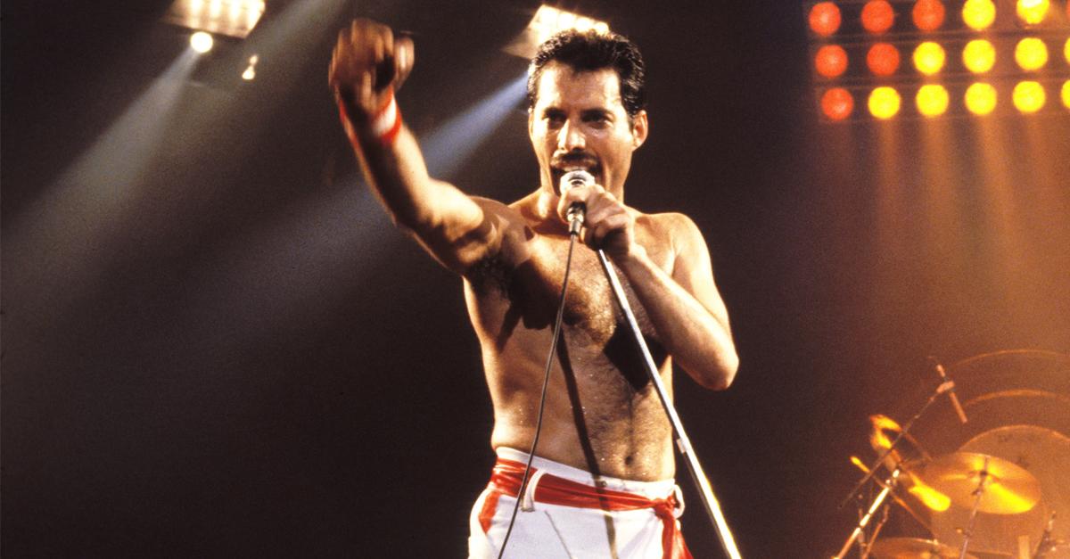 Freddie Mercury Tribute Concert YOUTUBE