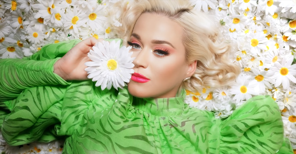 Katy Perry Daisies Cant Cancel Pride